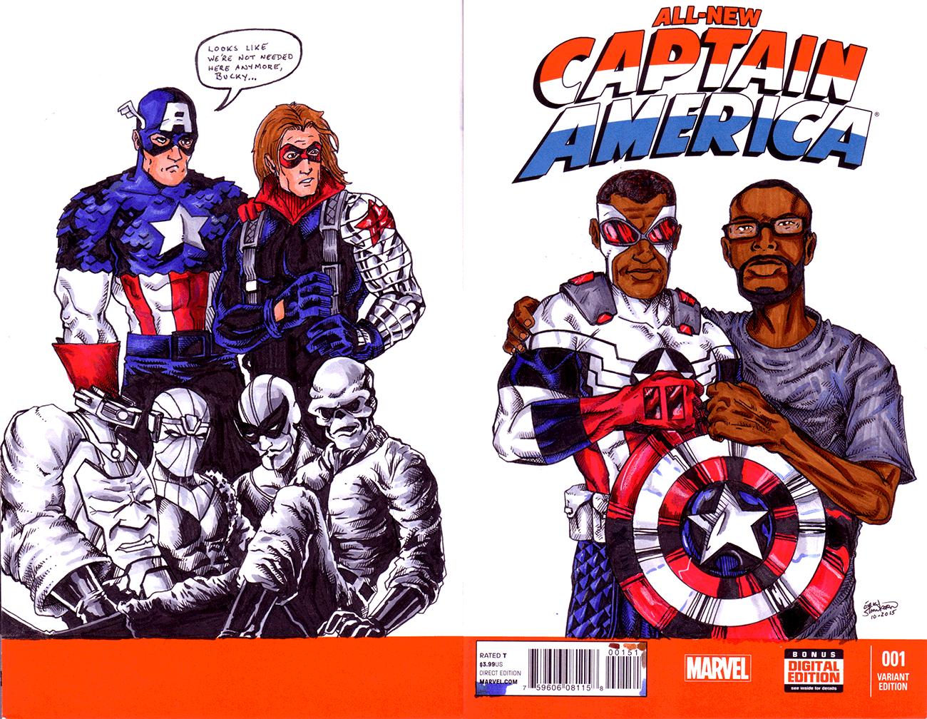 275. Captain America